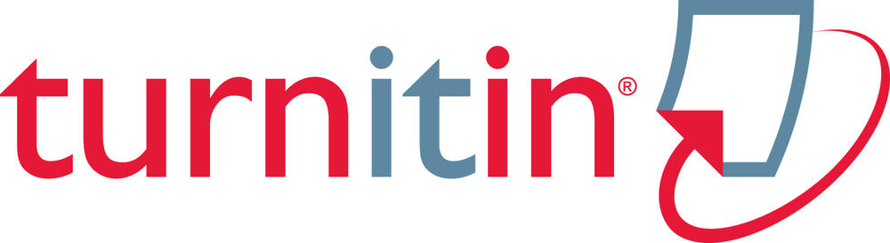 Turnitin logo used to link to their website.
