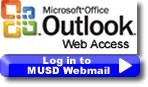 Staff link to outlook email services